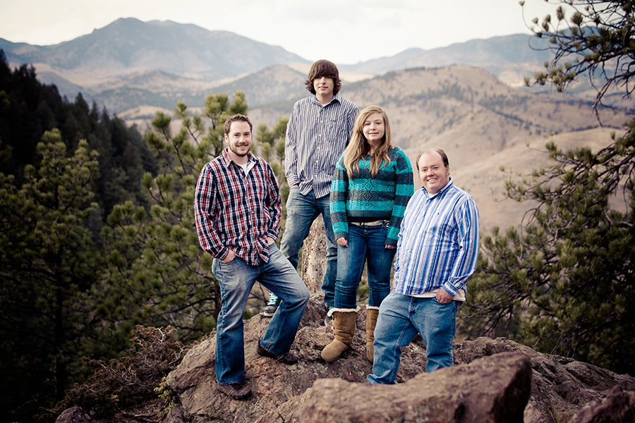 Denver Family Photographer Boulder Colorado Family